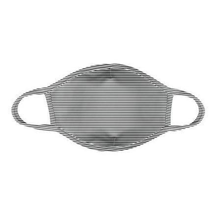 Imagem de Mascara de tecido lavavel estampada adulto  kit 3 unid.  ca3.18