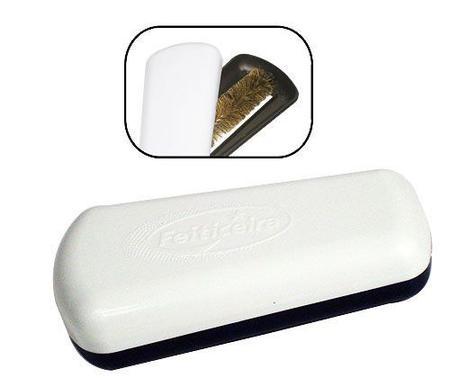 Imagem de Mini Varredora Feiticeira Vasoura de Mão Manual para Mesa e Estofados Feiticeira
