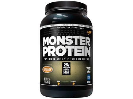 Imagem de Monster Protein 907g Baunilha