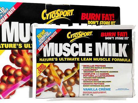 Imagem de Muscle Milk Pack Morango 1,120g