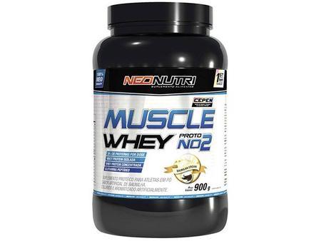 Imagem de Muscle Whey Protein NO2 900g
