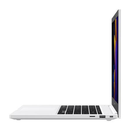 """Imagem de Notebook 15.6"""" Book E30 Core i3-1115G4 11ª Geração, 4GB, 1TB, Windows 10 Branco NP550XDA-KT2BR  SAMSUNG"""