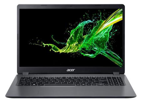 Imagem de Notebook Acer Aspire 3 A315-54-58H0 Intel Core I5 4GB 1TB HD 15,6' Windows 10