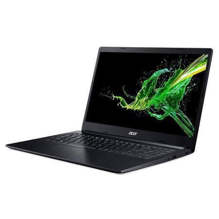 """Imagem de Notebook Acer Aspire A315-23-R291, AMD Ryzen 5 3500U, 8GB 1TB, 15,6"""", W10, Preto"""