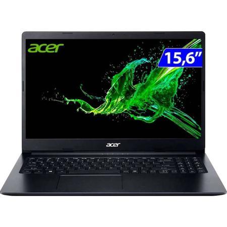 """Imagem de Notebook Acer Aspire A315-23-R3L9 Tela 15.6"""" R7 256GB SSD 8GB RAM Windows 10"""