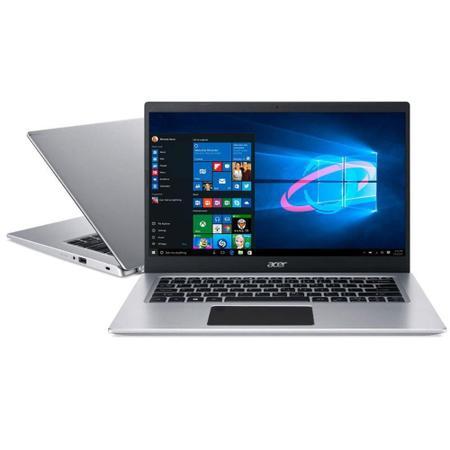 Imagem de Notebook Acer Aspire A514-53-5239 - Tela 14, Intel i5 1035G1, 4GB, SSD 256GB, Windows 10
