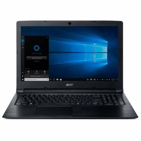 Imagem de Notebook Acer Aspire Dual Core N4000 Memória de 8GB HD SSD 120GB 15,6 Polegadas Win 10 Super rápido