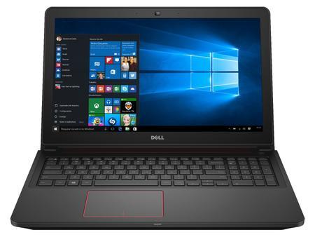 Imagem de Notebook Dell Inspiron I15-7559-A20 Gaming