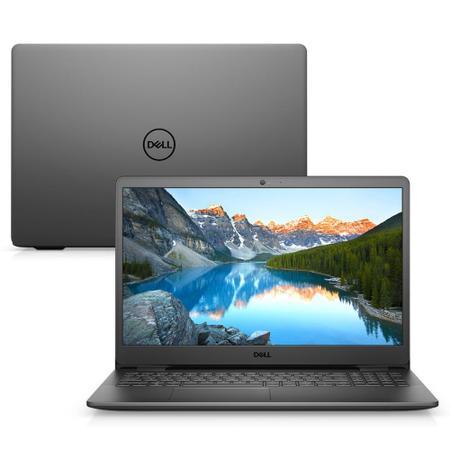 """Imagem de Notebook Dell Inspiron i3501-U10P 15.6"""" HD 11ª Geração Intel Pentium Gold 4GB 128GB SSD Linux Preto"""