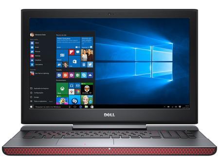 Imagem de Notebook Gamer Dell Inspiron i15-7567-A30P Intel
