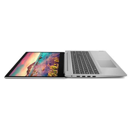 Imagem de Notebook Ideapad S145 Ultrafino AMD Ryzen 8Gb 256Gb Wind 10 15,6pol Prata - Lenovo