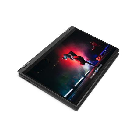 """Imagem de Notebook Lenovo 2 em 1 ideapad Flex 5i i3-1005G1 4GB 128GB SSD W10 14"""" FHD WVA 81WS0003BR Grafite"""