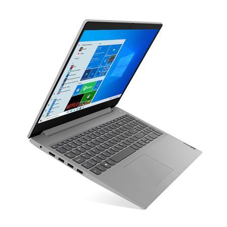 "Imagem de Notebook Lenovo Ideapad 3i Intel Core i5-10210U 8GB 256GB SSD  15,6"" HD Windows 10 Home, Prata"