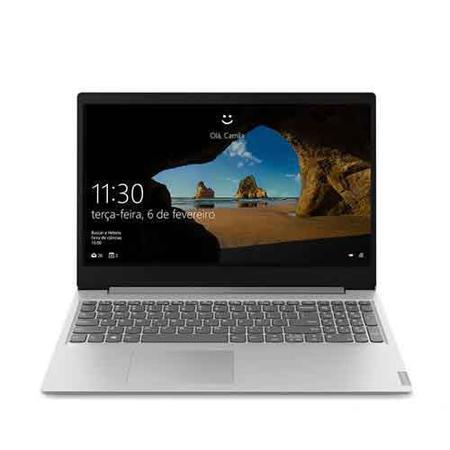 "Imagem de Notebook Lenovo, Intel CoreT i7 1065G7, 8GB, 256GB SSD, Tela de 15,6"", Ideapad S145 - 82DJ0000BR"