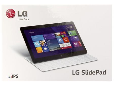 Imagem de Notebook LG SlidePad 2 em 1 11T540 Intel Atom