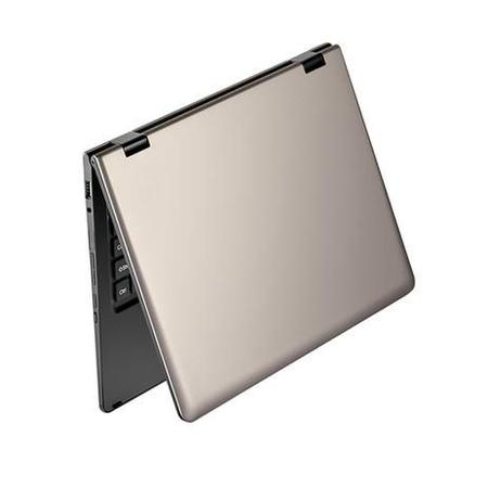 "Imagem de Notebook M11w Intel Quad Ram 2gb Windows 10 11.6"" Dourado Multilaser Nb259"