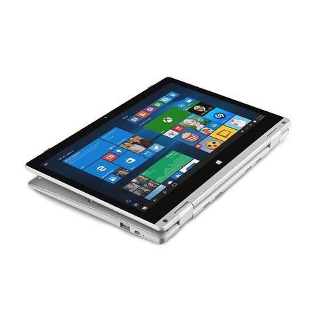 """Imagem de Notebook Multilaser M11W Prime PC301 Intel Pentium N3700 RAM 4GB 64GB Tela 11,6"""" Windows 10  Prata"""