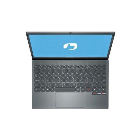 Imagem de Notebook Positivo Motion C41TE Intel Dual Core 4GB RAM 1TB HDD Win10 Cinza