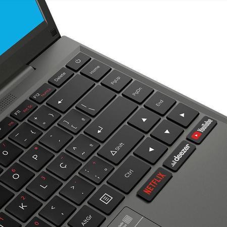 "Imagem de Notebook Positivo Motion C4500d Dual Core 4gb 500gb Tela 14"""