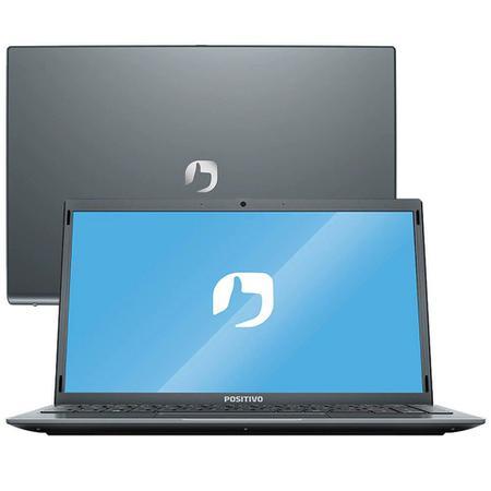 Imagem de Notebook Positivo Motion Grey 14 HD Celeron N3350 1TB 4GB Win 10H C41TE