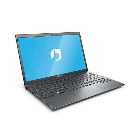 """Imagem de Notebook Positivo Motion Q464C, Intel Atom, 4GB 64GB, 14.1"""", W10 Home, Cinza"""