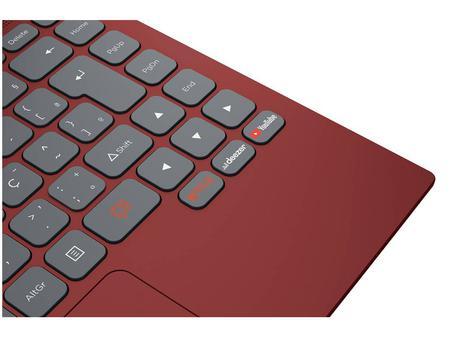 Imagem de Notebook Positivo Motion Red Q464C Intel Atom