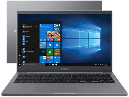 Imagem de Notebook Samsung Book NP550XDA-KT3BR Intel Core i3