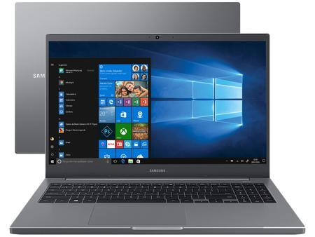 Imagem de Notebook Samsung Book NP550XDA-XS1BR Intel Core i7