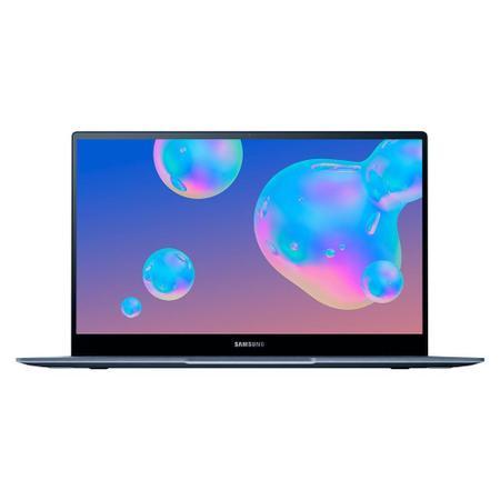 "Imagem de Notebook  Samsung Galaxy Book S Intel Core i5- L16G7 8GB 256GB SSD 13,3"" Full HD  Windows 10 Home, Cinza"