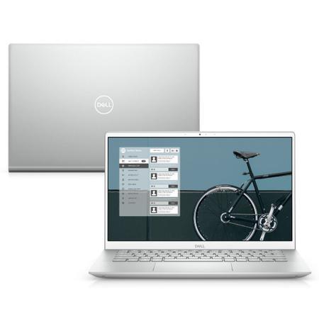 """Imagem de Notebook Ultrafino Dell Inspiron i5402-M40S 14"""" Full HD 11ª Ger. Intel Core i7 16GB 512GB SSD NVIDIA GeForce Windows 10"""
