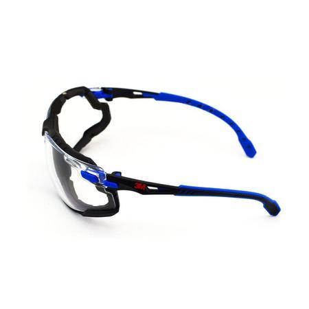 Imagem de Oculos De Protecao 3m Solus 1000 Transparente Espuma Vedacao