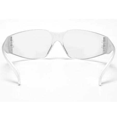 Imagem de Óculos de Proteção Virtua Transparente com Tratamento Antirrisco/Antiembaçante 3M CA 15.649