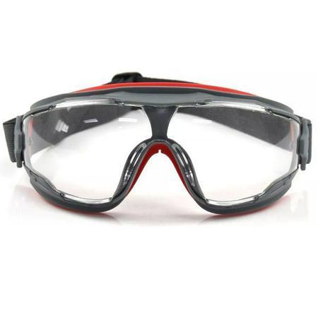 Imagem de Oculos de Segurança AMPLA Visao 3M GG500 Lente Incolor