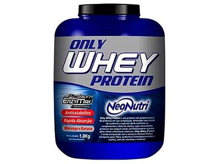 Imagem de Only Whey Protein 1,8Kg Chocolate