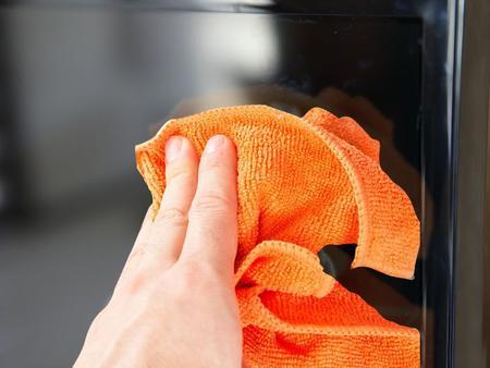 Imagem de Pano de microfibra 3m para limpeza de telas em geral geonav essential