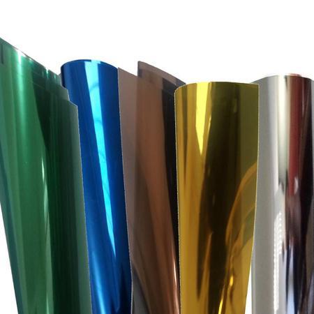 Imagem de Película Controle Solar Espelhada 0,50x 3m + Espatula Ep5