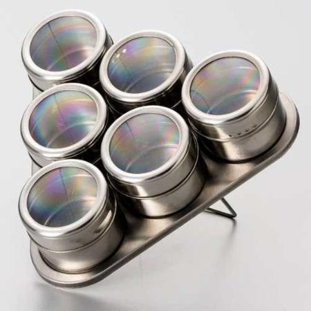 Imagem de Porta condimento  magnetico kehome