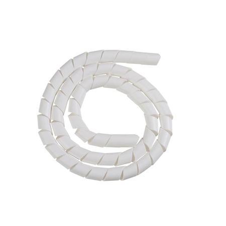 "Imagem de Protetor de cabos espiral 3/4"" branco 5 metros - Tramontina"