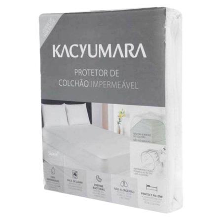 Imagem de Protetor de Colchão Casal Impermeável - Kacyumara