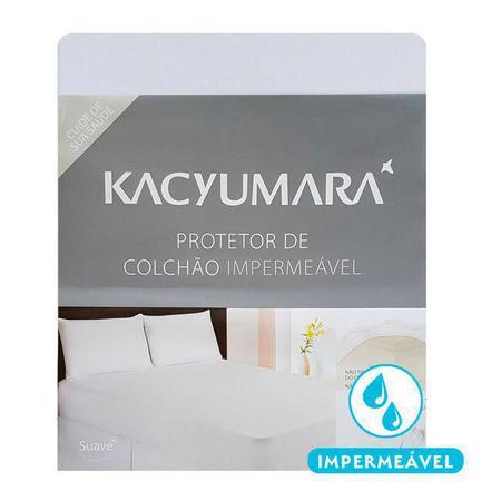 Imagem de Protetor De Colchão Queen Impermeável 100% Algodão Kacyumara