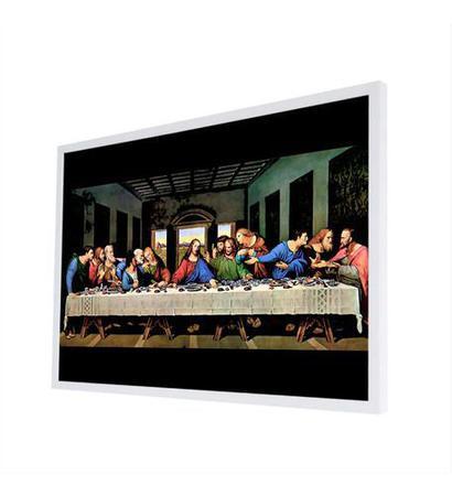 Imagem de Quadro Decorativo Santa Ceia