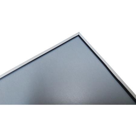 Imagem de Quadro Tabuada de Metal Multiplicação 26x20cm + Caneta