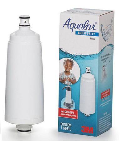 Imagem de Refil 3M para Filtro de Agua Aqualar Aquapurity