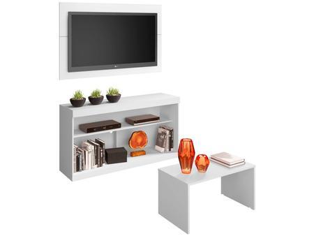 Imagem de Sala de Estar Completa Multimóveis 3 Peças Inovare