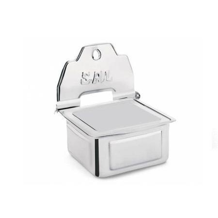 Imagem de Saleiro INOX com Revestimento Plastico MAK INOX 07.22