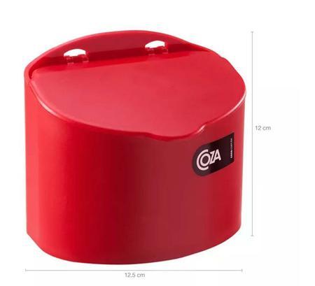 Imagem de Saleiro Mix 500G Vermelho Coza
