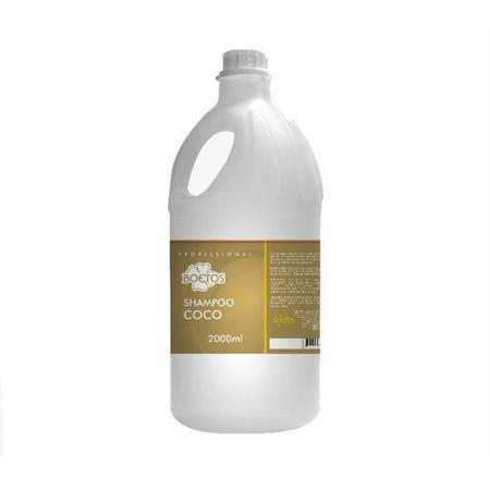 Imagem de Shampoo Profissional Oleo De Coco 2 Litros - Duovit Boetos