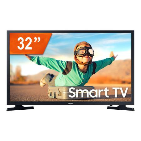 "Imagem de Smart TV LED 32"" Samsung LH32BETBLGGXZD HD 2 HDMI USB Wifi"