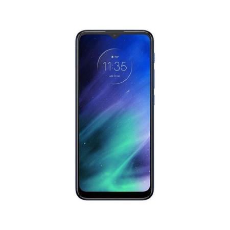 """Imagem de Smartphone Motorola One Fusion 128GB 4GB RAM Câmera Quádrupla 48MP Tela de 6.5"""" Azul Safira"""