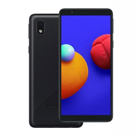 """Imagem de Smartphone Samsung Galaxy A01 Core 32GB 2GB RAM Tela Infinita de 5.3"""" Preto"""